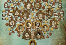 family tree / by Janet Bergen Movahhed