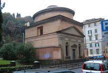 Baroque roman architecture