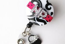 Badge Reels and Lanyards / by Sharon White