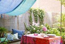 Outdoor living / by Mary Ferguson