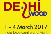 DelhiWood2017 / DelhiWood is 2017'S leading show for furniture production technologies, woodworking machinery, tools, fittings, accessories, raw materials and products in Asia.