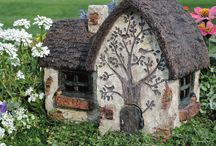 Fairy/Gnome houses
