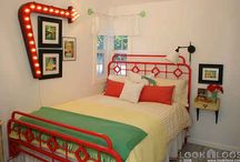 Bedroom Ideas / by Emily Lee