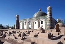 THE SUNDAY BAZAAR: KASHGAR TO ASHGABAT / Cultural tour of China, Kazakhsan, Uzbekistan, Tajikistan, & Turkmenistan