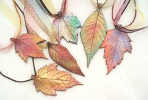 Autumn Jewellery ideas