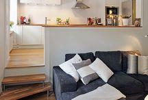 La petite appartement