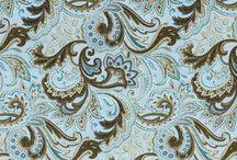 Fabrics / by Adriana