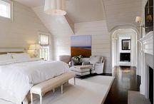 Master Bedrooms / by Karen Frank
