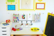 Creative spaces for little ones