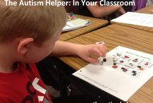 TAH in Your Classroom / Check out the ways that other use The Autism Helper resources in their classrooms!