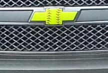 softball cars