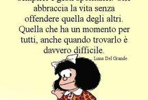Mafalda e non solo