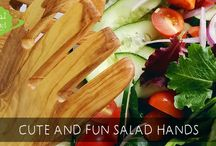 Salad Tools & Accessories / By using the right salad tools for washing, drying, chopping and seasoning you can avoid the mess and prepare your salad with a minimal effort.