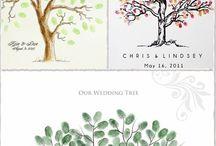 bröllop gästbok