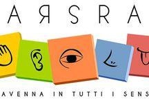 Cosa facciamo? / Con Arsra vogliamo proporre un modo interattivo e giocoso di rapportarsi alla propria città, un punto di vista nuovo da un gioco classico come il monopoli. Riscoprire Ravenna attraverso un tiro di dado e un'opera d'arte.