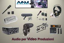 Audio Video Post Produzione service milano - Audiovideonoleggiomilano