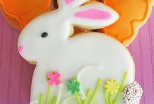 Wielkanoc ciastka