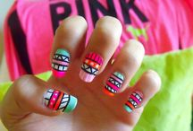 Nail Ideas / by Talya Bell