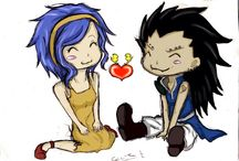 Fairy tail love / Fairy tail ppl in love