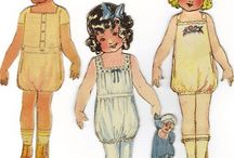 PAPER PLAYMATES / by Mary Eileen Rosalie OMeagher
