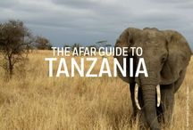 WANDERLUST/Africa / Inspiration and information for your adventures in Africa