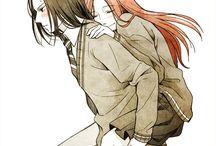 Rogue x Lily
