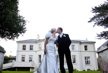 Weddings at Liss Ard / A wedding at Liss Ard Estate is any bride-to-be's dream!  A private estate with around 200 acres of woodland and its own lake.  Staff will look after the bride's every wish to have a dream wedding at a Country House Manor Estate.