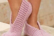 Tuto chaussons adulte