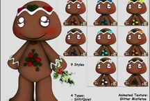 """Christmas or Xmas"" - Theme Products - SaCaYa - Second Life Marketplace"