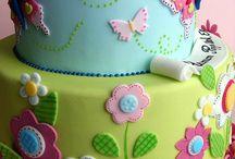 cakes, cupcakes.