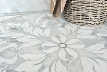 Crazy for Carrara / Carrara Marble