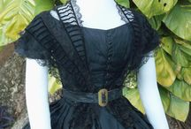 Victorian Period Clothing & Accessories