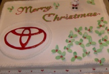 'Tis The Season To Be in a Toyota / Toyota and the holidays go together like chestnuts roasting over an open fire!
