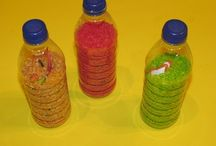 Discovery bottles / by Dot To Dot Child Care