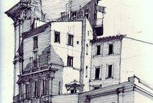 Architektur drawing
