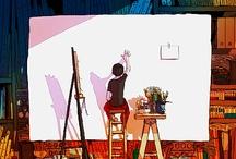 Blank Canvas / by Lulu De La Riva