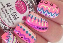 nuevas uñas!