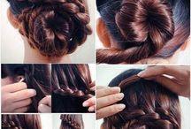 Peinados / Para cabello rizado