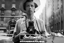 Instagram racconta Vivian Maier. / Il 1° agosto gli Instagramers della Sardegna si ritrovano al Museo MAN di Nuoro in occasione della mostra, la 1^ in Italia, sulla fotografa americana Vivian Maier.