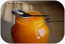 confiture ,gelé,marmelade..