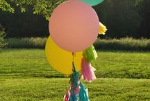 Balloons and Things / Things like balloons for parties