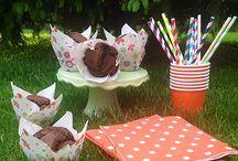 Dolci / Muffin al cioccolato fondente