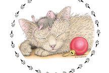 Myši - mice