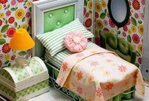 mini doll furniture