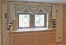 Some of our Curtain Treatments