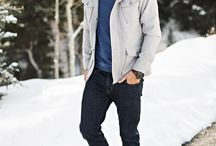 men΄s winter outfits