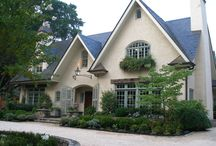 French Country Exteriors