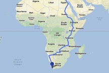 11,000 km cycle to raise donations / Shayne departed on the 10th February 2014 to Cairo to cycle for 3 months to Cape Tow. His goal was to raise as much funds for the orphans in Southern Africa.