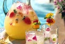 Drinks / by Kristy Delvisco