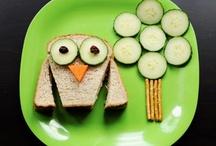 Funny Food kids
